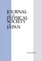 Journal of the Physical Society of Japan